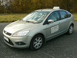 Automobil Ford Forus 1,6 TDCI
